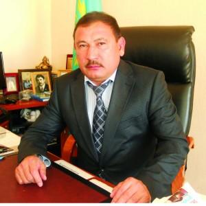 Болат ҚЫРЫҚБАЕВ, ОҚО Туризм, дене шынықтыру және спорт басқармасының бастығы: