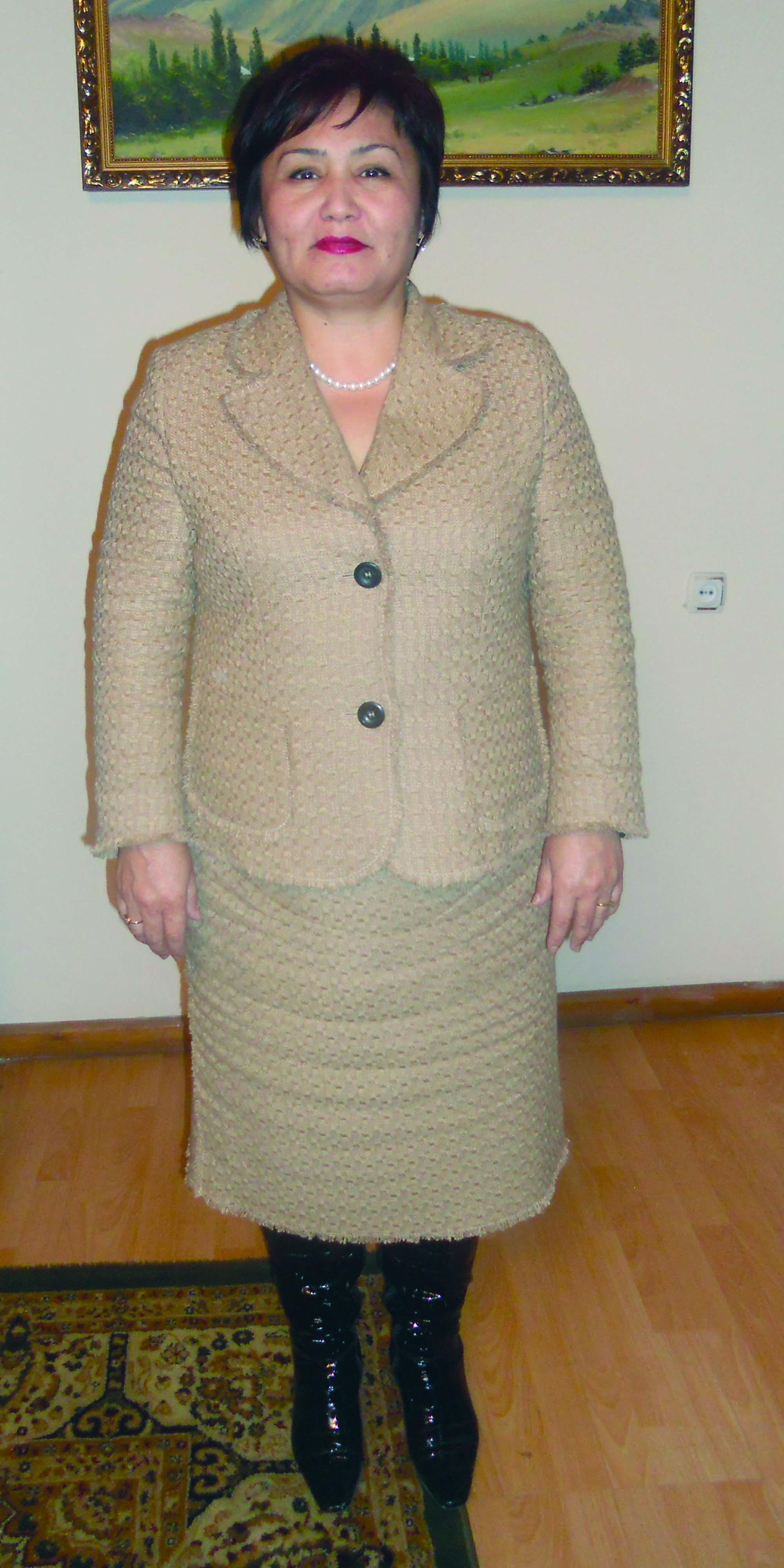 Гүлмира Тағаева, ОҚО ішкі саясат басқармасының бастығы:
