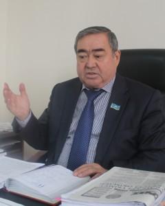 Шәріпбек Жамалбеков,