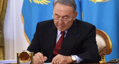 Назарбаев Еуропаны шарлап жүр