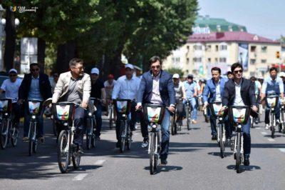 Шымкент Астанадан кейінгі автоматтандырылған велосипед жүйесін орнатқан екінші қала