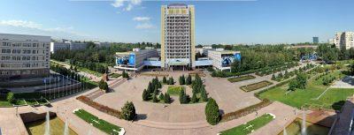 Əл-Фараби атындағы қазақ ұлттық университеті – жастар мекені